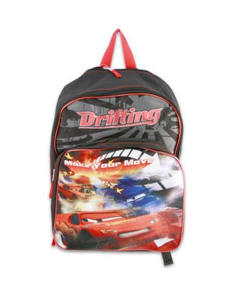 Disney Cars 2 Backpack with Hologram