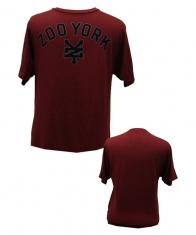 Zoo York Mens T-Shirt [Cordovan Heather]