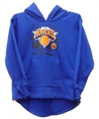 NBA Hooded Sweater Boys [Knicks Blue]