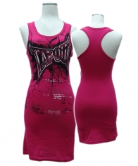 TapouT Womens Tank Top [Electric Pink]