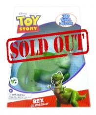 Disney Pixar Wallables - Toy Story Rex