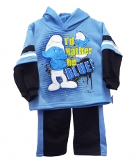 The Smurfs Baby Boy 2 Piece Set [Assorted]