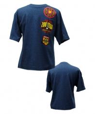 Zoo York Mens T-Shirt [Blue]