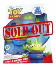 Disney Pixar Wallables - Toy Story Aliens